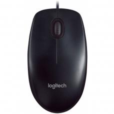 Mouse Logitech M90, 1000 DPI, Black