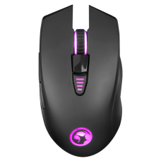 Mouse Marvo Gamer G982 Wired, 6 Botões, 5000 DPI, LED RGB 7 Cores