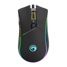 Mouse Marvo Gamer M513 7 Botões 3200 DPI LED Rgb Rainbow