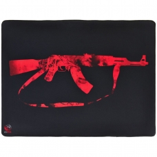 Mouse Pad Gamer PCyes FPS AK47 Borda Costurada FA50X40