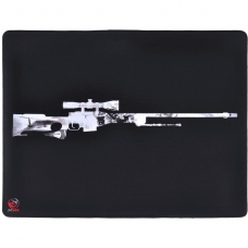 Mouse Pad Gamer PCyes FPS Sniper Borda Costurada FS50X40