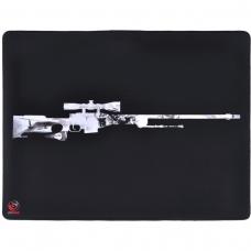 Mouse Pad Gamer PCyes FPS Sniper Borda Costurada FS50X40