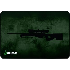 Mouse Pad Gamer Rise Mode Sniper RG-MP-05-SNP Grande Borda Costurada