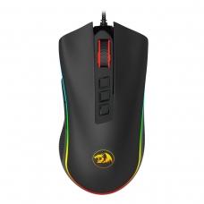 Mouse Gamer Redragon Cobra Chroma M711 RGB, 10000 DPI, 7 Botões Programáveis, Black