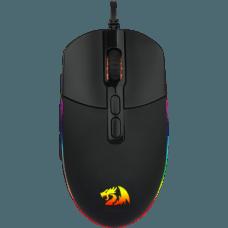 Mouse Gamer Redragon Invader M719 RGB, 5000DPI, 8 Botões, Black
