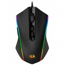 Mouse Gamer Redragon Memeanlion M710 RGB, 10000 DPI, 10 Botões, Black