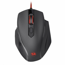 Mouse Gamer Redragon Tiger M709 RGB, 10000 DPI, 6 Botões, Black