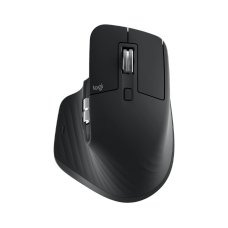Mouse Wireless Logitech MX Master 3, 4000 DPI, 7 Botões, Black, 910-005647