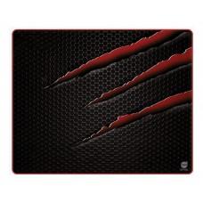 Mousepad Gamer Dazz Nightmare Control P, Pequeno, Black/Red