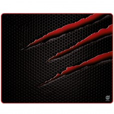 MousePad Gamer Dazz Nightmare Speed G, Grande, Black/Red