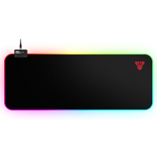 Mousepad Gamer Fantech Firefly, Black, RGB, 800x300mm, MPR800s