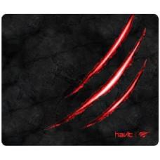 Mousepad Gamer Havit, Black-Red, HV-MP838