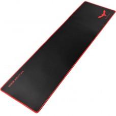 Mousepad Gamer Havit Magic Eagle, Large, Preto/Vermelho, HV-MP830, Open box