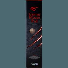 Mousepad Gamer Havit MP860 Preto/Vermelho HV-MP860