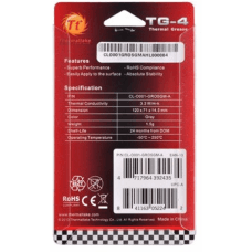 Pasta Térmica Thermaltake Thermal Grease TG4 CL-O001-GROSGM-A