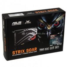 Placa de som Asus Strix Soar, PCIe, 7.1 canais, 90YB00J0-M0UA00