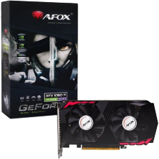 Placa de Vídeo Afox, GeForce, GTX 1050 Ti, 4GB GDDR5, 128Bit, AF1050TI-4096D5H2