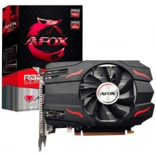 Placa de Vídeo Afox, Radeon, RX 550, 2GB, GDDR5, 128Bit, AFRX550-2048D5H4