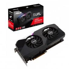 Placa de Vídeo Asus Radeon RX 6700 XT Dual, 12GB, GDDR6, FSR, Ray Tracing, RX 6700 XT DUAL