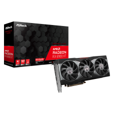 Placa de Vídeo ASRock Radeon RX 6900 XT, 16GB, GDDR6, 256bit, 90-GA2HZZ-00UANF