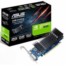 Placa de Vídeo Asus, GeForce, GT 1030, 2GB, GDDR5, 64Bit, GT1030-2G-CSM