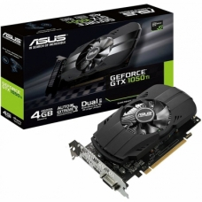 Placa de Vídeo Asus GeForce GTX 1050 TI 4GB PH-GTX1050 TI-4G GDDR5 PCI-EXP