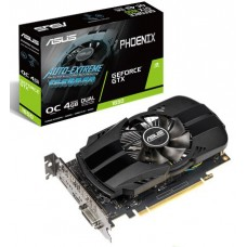 Placa de Video Asus GeForce GTX 1650 OC, 4GB GDDR5, 128Bit, PH-GTX1650-O4G