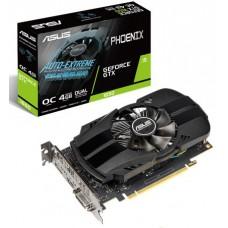 Placa de Video Asus GeForce GTX 1650 OC Dual, 4GB GDDR5, 128Bit, PH-GTX1650-O4G