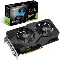 Placa de Vídeo Asus GeForce GTX 1660 Dual EVO, 6GB GDDR5, 192Bit, DUAL-GTX1660-O6G-EVO