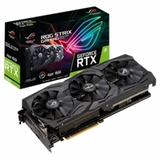 Placa De Vídeo ASUS, Geforce, RTX 2060 Advanced ROG STRIX GAMING, 6GB, GDDR6, 192Bit, ROG-STRIX-RTX2060-A6G-GAMING