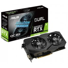 Placa de Vídeo Asus GeForce RTX 2060 Super Evo V2 Dual, 8GB GDDR6, 256Bit, DUAL-RTX2060S-8G-EVO-V2