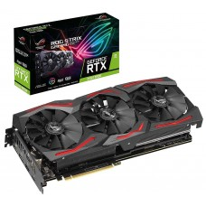 Placa de Vídeo Asus, GeForce, RTX 2060 Super Rog Strix Gaming, 8GB, GDDR6, 256Bit, ROG-STRIX-RTX2060S-A8G-GAMING