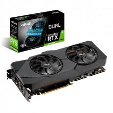 Placa de Vídeo Asus, Geforce, RTX 2070 Super EVO, Dual, 8GB, GDDR6, 256Bit, DUAL-RTX2070S-8G-EVO