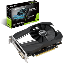 Placa de Vídeo Asus Phoenix GeForce GTX 1650 Super OC, 4GB GDDR6, 128Bit, PH-GTX1650S-O4G
