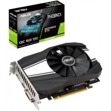 Placa de Vídeo Asus Phoenix GeForce GTX 1660 Super OC, 6GB GDDR6, 192Bit, PH-GTX1660S-O6G