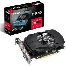 Placa de Vídeo Asus, Phoenix Radeon, RX 550, 4GB, GDDR5, 128Bit, PH-RX550-4G-EVO