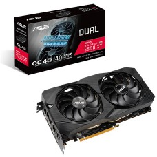 Placa de Vídeo Asus Radeon RX 5500 XT EVO, 4GB GDDR6, 128Bit, DUAL-RX5500XT-O4G-EVO