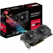 Placa de Vídeo ASUS Radeon RX 570 ROG Strix Dual OC, 4GB GDDR5, 256Bit, ROG-STRIX-RX570-O4G-GAMING