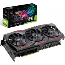 Placa de Vídeo Asus Rog Strix GeForce RTX 2080 Super Advanced Edition, 8GB GDDR6, 256Bit, ROG-STRIX-RTX2080S-A8G-GAMING