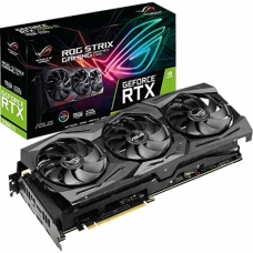 Placa de Vídeo Asus Geforce RTX 2080 Ti Advanced Rog Strix Gaming, 11GB GDDR6, 352Bit, ROG-STRIX-RTX2080TI-A11G-GAMING