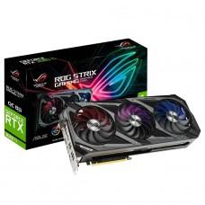 Placa de Vídeo Asus, ROG Strix, Geforce RTX 3060 Ti, LHR, V2, 8GB, GDDR6, DLSS, Ray Tracing, ROG-STRIX-RTX3060TI-O8G-V2-GAMING