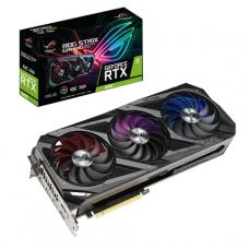 Placa de Vídeo Asus ROG Strix Geforce, RTX 3090, 24GB GDDR6X, 384bit, ROG-STRIX-RTX3090-O24G-GAMING