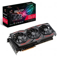 Placa de Vídeo Asus, Rog Strix Radeon, Navi RX 5600 XT, 6GB, GDDR6, 192Bit, ROG-STRIX-RX5600XT-T6G-GAMING