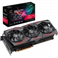Placa de Vídeo Asus Rog Strix Radeon Navi RX 5700 OC, 8GB GDDR6, 256Bit, ROG-STRIX-RX5700-O8G-GAMING