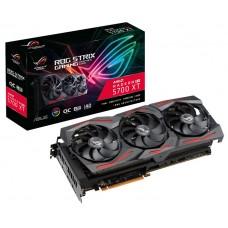 Placa de Vídeo Asus Rog Strix Radeon Navi RX 5700 XT OC, 8GB GDDR6, 256Bit, ROG-STRIX-RX5700XT-O8G-GAMING