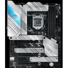 Placa de Vídeo Asus ROG STRIX Z590-A GAMING WIFI, Chipset Z590, Intel LGA 1200, ATX, DDR4, 90MB1660-M0EAY0
