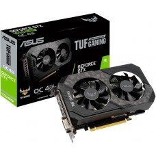 Placa de Vídeo Asus, TUF Gaming GeForce, GTX 1650 Super OC Dual, 4GB, GDDR6, 128Bit, TUF-GTX1650S-O4G-GAMING