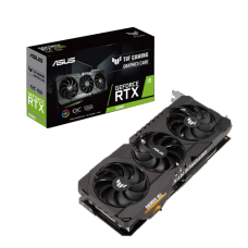 Placa de Vídeo Asus TUF Geforce, RTX 3080 OC, 10GB GDDR6X, 320bit, TUF-RTX3080-O10G-GAMING