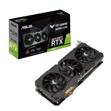 Placa de Vídeo Asus TUF Geforce, RTX 3090 OC, 24GB GDDR6X, 384bit, TUF-RTX3090-O24G-GAMING - OPEN BOX