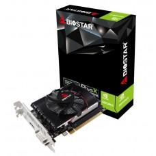 Placa de Vídeo Biostar, GeForce, GT 1030, 2GB, GDDR5, 64bit, VN1035TBX6-TB2RA-BS2